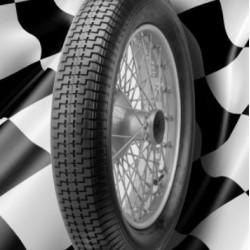 """DUNLOP RACING TYRES - 600 19"""" (VINTAGE/ROAD)"""