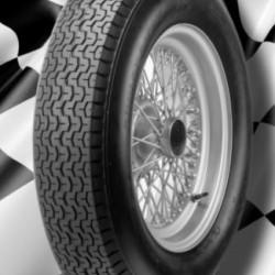 "DUNLOP RACING TYRES - 650 15"" (VINTAGE)"
