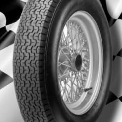 """DUNLOP RACING TYRES - 650 16"""" (VINTAGE/ROAD)"""