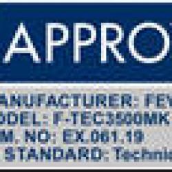 FEV FIRE EXTINGUISHERS - F-TEC3500MK