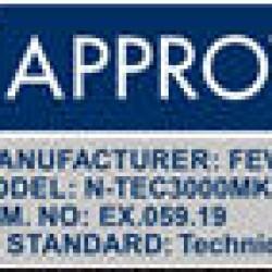 FEV FIRE EXTINGUISHERS - N-TEC3000MK