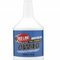 REDLINE HIGH PERFORMANCE OIL - 0W40