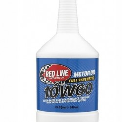 REDLINE HIGH PERFORMANCE OIL - 10W50