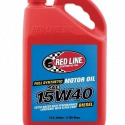 REDLINE HIGH PERFORMANCE OIL - 15W40 DIESEL