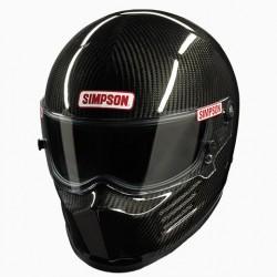 SIMPSON HELMETS - BANDIT CARBON FIBRE