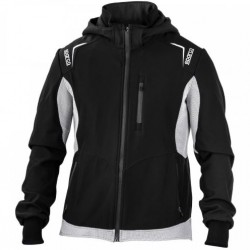 SPARCO APPAREL - TOP TECH SOFT SHELL JACKET