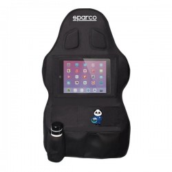SPARCO KIDS - SEAT PROTECTOR ORGANIZER