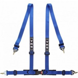 TRS SAFETY HARNESSES - CLUBMAN 4 POINT ROAD ECE HARNESS
