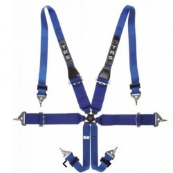 TRS SAFETY HARNESSES - MAGNUM 6 POINT FHR ONLY FIA HARNESS