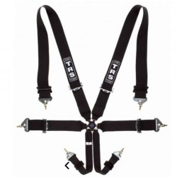 TRS SAFETY HARNESSES - MAGNUM 6 POINT FIA HARNESS