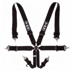 TRS SAFETY HARNESSES - MAGNUM 6 POINT SUPERLITE FIA HARNESS