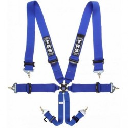 TRS SAFETY HARNESSES - MAGNUM 6 POINT ULTRALITE FIA HARNESS