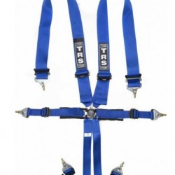 TRS SAFETY HARNESSES - PRO 6 POINT ULTRALITE FIA HARNESS