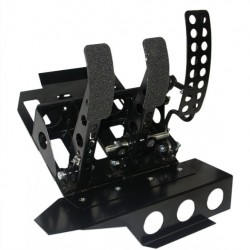 OBP - TRACK PRO BMW E36 FLOOR MOUNTED 3 PEDAL SYSTEM