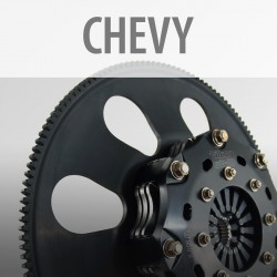 TILTON CHEVY CLUTCH FLYWHEEL ASSEMBLIES