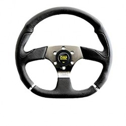 OMP STEERING WHEELS - CROMO