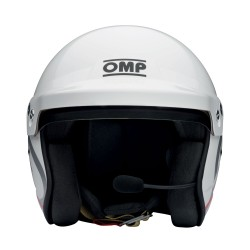 OMP HELMET - JR HANS INTERCOM NEXUS HELMET