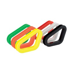 OMP SPARE COLOURED HARNESS LATERAL KIT