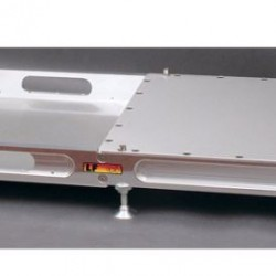 """LONGACRE LEVELERS & ROLLS OFFS - BILLET ONE PIECE ROLL OFF LEVELERS W 1 BUILT IN SLIDER FOR 2 1/2"""" - 63.5 MM PADS"""
