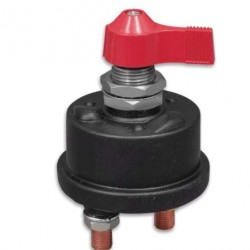 LONGACRE BATTERY DISCONNECT SWITCHES - WEATHERPROOF BATTERY DISCONNECT - 2 TERMINAL