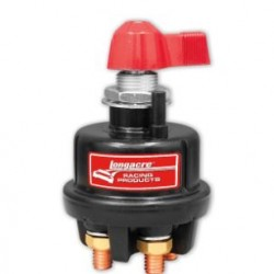 LONGACRE BATTERY DISCONNECT SWITCHES - WEATHERPROOF HIGH CAPACITY BATTERY DISCONNECT - 4 TERMINAL