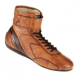 OMP RACE SHOES - CARRERA HIGH BOOTS
