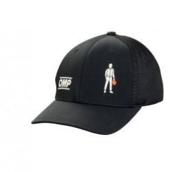 OMP APPAREL - OMP & RACING SPIRIT ICON CAP