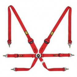 OMP SAFETY HARNESS - ONE 3+2 CONVERTIBLE