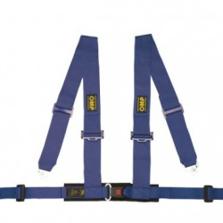 OMP SAFETY HARNESS - RACING 4M