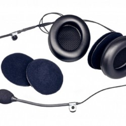 STILO OPEN FACE KIT WITH EARMUFFS