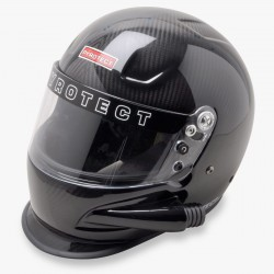 PYROTECT RACE HELMET - PRO AIRFLOW DUCKBILL SIDE FORCED AIR CARBON