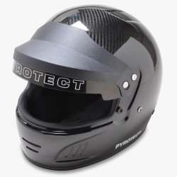 PYROTECT RACE HELMET - PRO AIRFLOW CARBON WITH VISOR