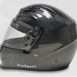 PYROTECT RACE HELMET - PRO SPORT FULL FACE DUCKBILL CARBON