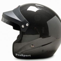PYROTECT RACE HELMET - PRO SPORT OPEN FACE CARBON GRAPHIC