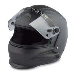 PYROTECT RACE HELMET - PRO SPORT FULL FACE DUCKBILL SIDE AIR CARBON