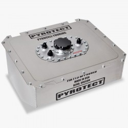 PYROTECT FUEL CELL -  PYROCELL TOURING ALUMINUM CONTAINER