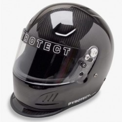 PYROTECT RACE HELMET - PRO AIRFLOW DUCKBILL CARBON