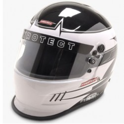 PYROTECT RACE HELMET - PRO AIRFLOW FULL FACE REBEL GRAPHIC DUCKBILL