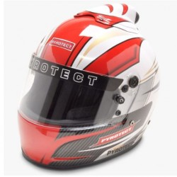 PYROTECT RACE HELMET - PRO AIRFLOW TOP AIR FULL FACE PATRIOT GRAPHIC