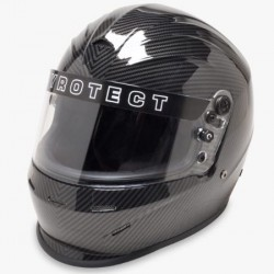 PYROTECT RACE HELMET - PRO SPORT FULL FACE DUCKBILL CARBON GRAPHIC