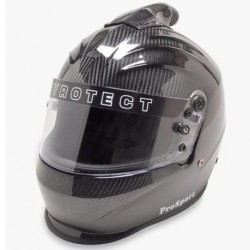 PYROTECT RACE HELMET - PRO SPORT FULL FACE DUCKBILL TOP AIR CARBON