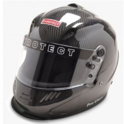 PYROTECT RACE HELMET - PRO ULTRA CARBON FULL FACE DUCK BILL