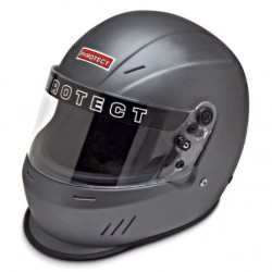 PYROTECT RACE HELMET - ULTRA SPORT DUCKBILL FLAT GREY