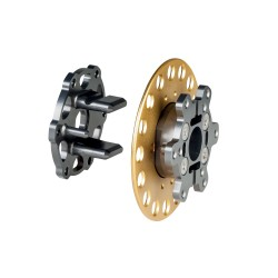 OMP QUICK RELEASE HUB / BOLTED (ODS/024/B)