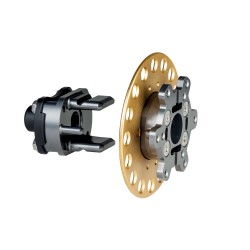 OMP QUICK RELEASE HUB / WELDED (ODS/024/W)