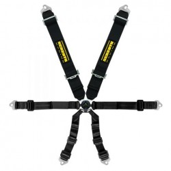 SCHROTH SAFETY HARNESSES - CLUBMAN 3X2