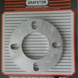 GRAYSTON SKIN PACKED IN PAIRS