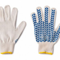 SPARCO MECHANIC GLOVES - COTTON PIT