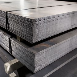 TENNANT -  STEEL SHEETS (HOT OR COLD ROLLED) / CHROME MOLY