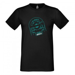 SPARCO APPAREL - TRON T-SHIRT